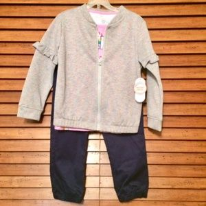 Other - Girl 5T ----Three Piece Set